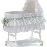 baby boy bassinet