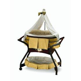 zen fisher price bassinet